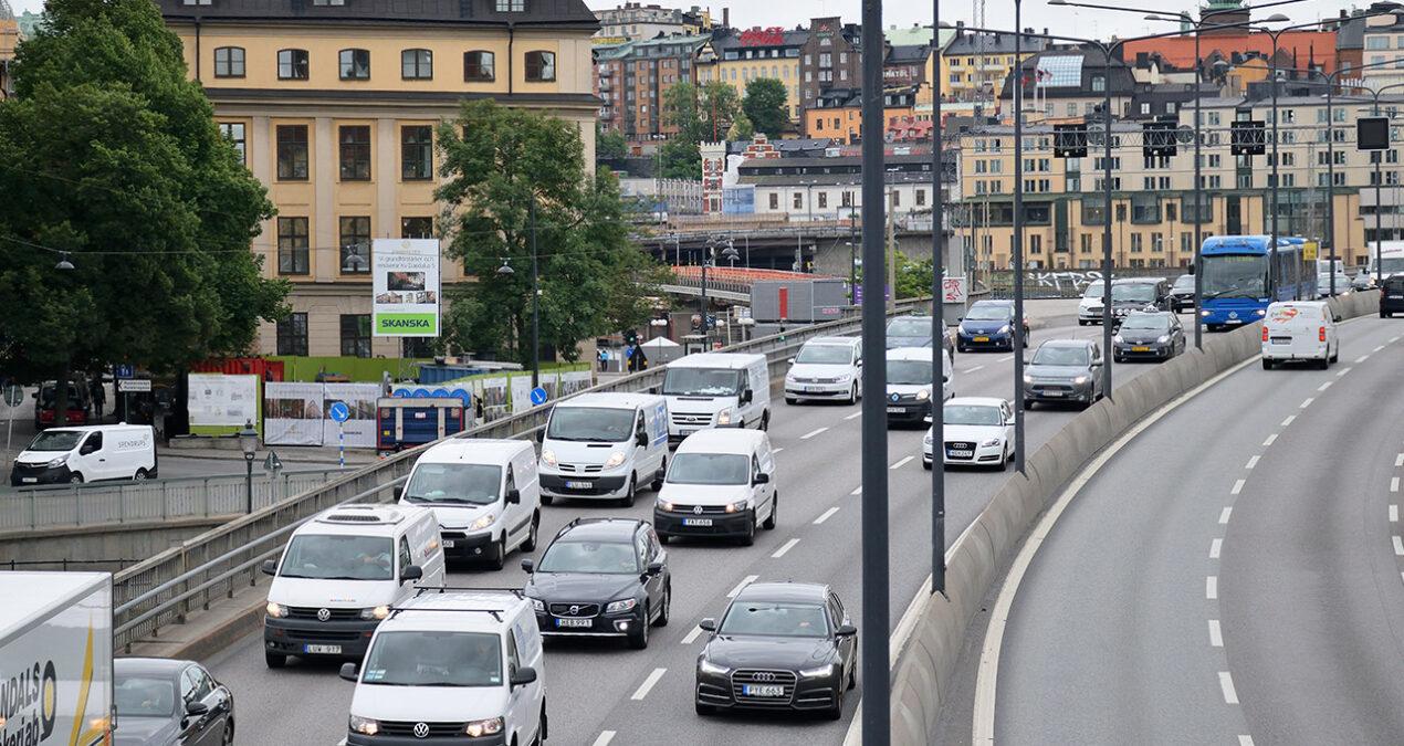 2030-sekretariatets synpunkter på förslag till förordning om miljö- och trafiksäkerhetskrav för myndigheters bilar
