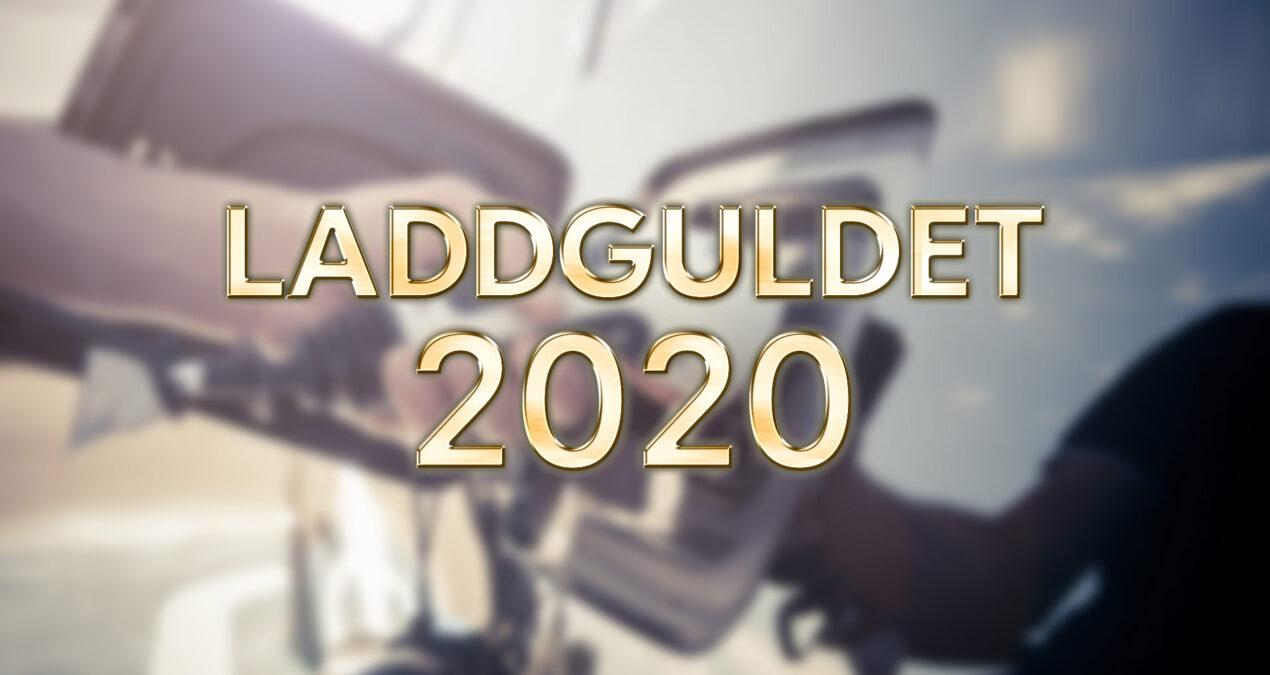 Laddguldet 2020 går till Vellinge kommun