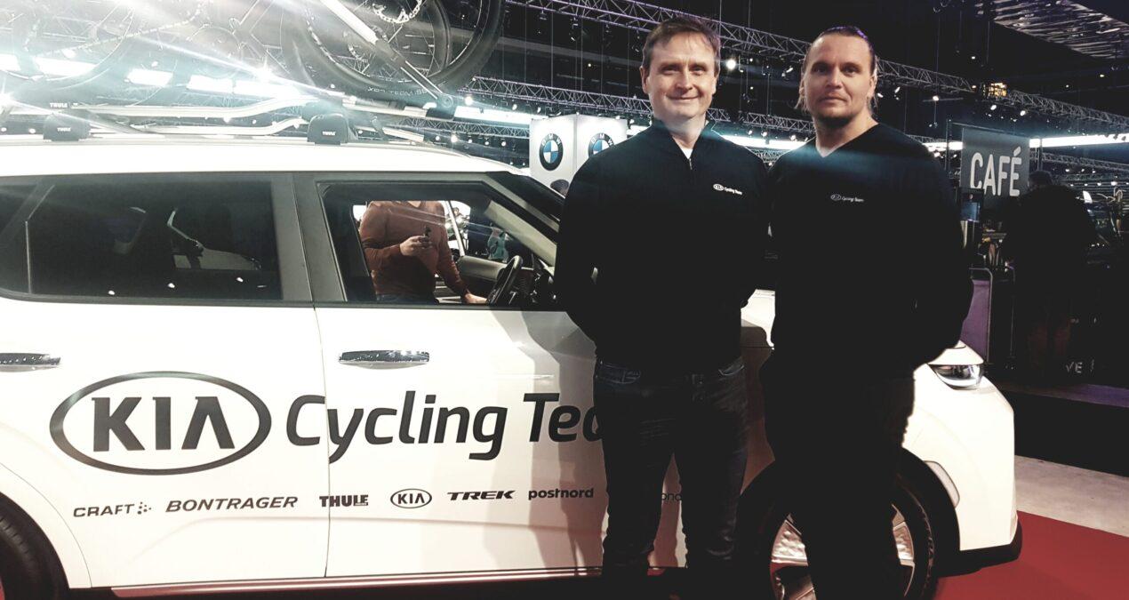 eCar Expo: Eldriven cykelsport – hur svårt kan det vara?