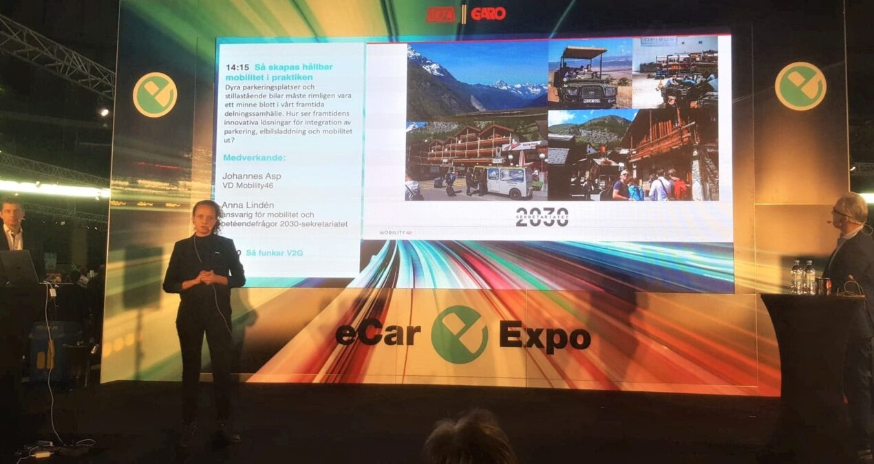 eCar Expo: Elektrifieringen tar fart